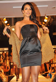 Malaika Arora Khan at the La Senza Fashion Show