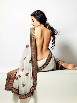 Vidya Balan FHM Magazine