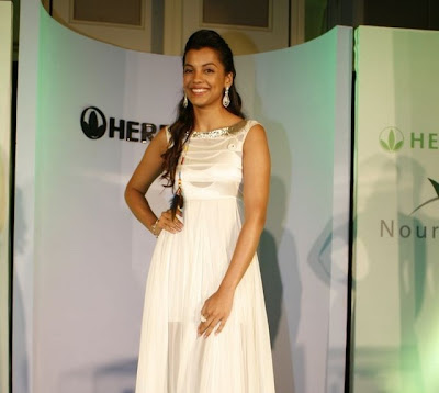 Mugdha Godse launches Herbalife Products