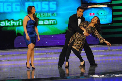 Rani Mukherjee on Bigg Boss 4