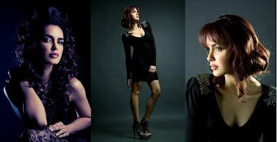 Shazahn Padamsee Estetica Magazine Photoshoot