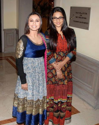 Rani Mukherjee in Kolkata