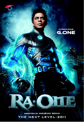 Ra One Movie Wallpaper