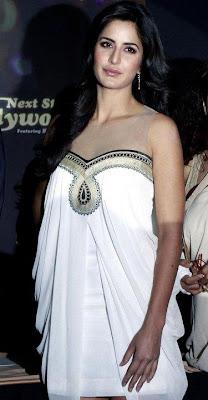 actress Katrina Kaif promotes Etihad Airline