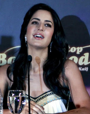 bollywood actress Katrina Kaif promotes Etihad Airline