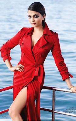 Aishwarya Rai Bachchan's Vogue Photoshoot