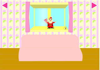 juegos de escape Chika's escape - write a letter to Santa solucion y guia