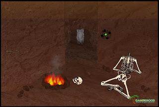 juegos de escape The Cliff solucion guia