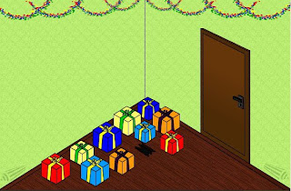 juegos de escape Little Christmas escape solucion guia