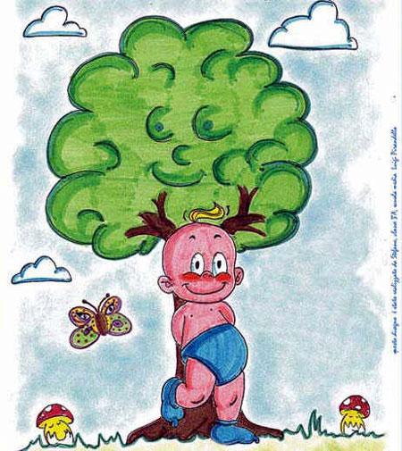 Grande successo della festa dell albero 2010 di legambiente