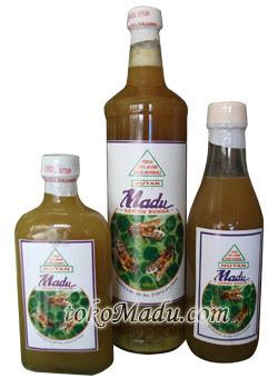 madu alami hutan kaliandra
