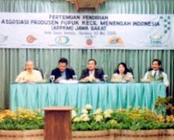 Asosiasi Produsen Pupuk Kecil Menengah Indonesia (APPKMI) Jawa Barat