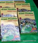 Mikroba Pengurai Green Phoskko® [GP-1] Aktivator untuk pembuatan kompos