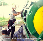 RKE-1000L [ Electric Rotary Kiln]