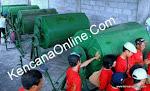 Komposter sebagai alat dalam penguraian sampah jadi pupuk kompos, makin popular