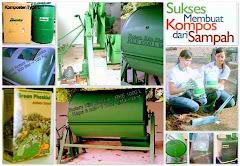 Instalasi Produksi Kompos