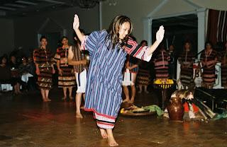 image of Bindian dance