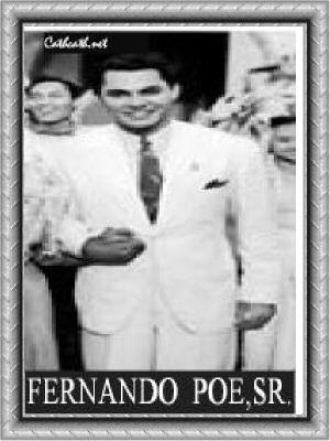 Fernando Poe, SR