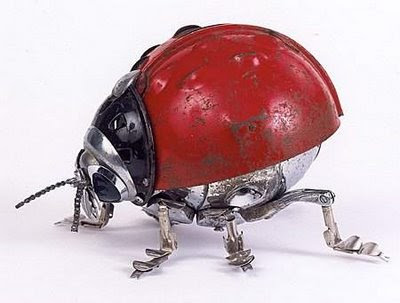 picture of metal beetle