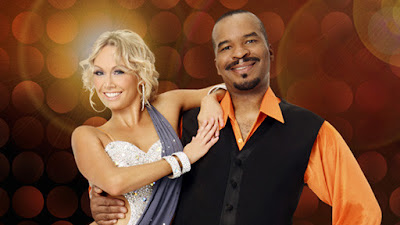 Dancing   Stars Season on Dancing With The Stars  Season 8 Week 3  David Alan Grier And Kym