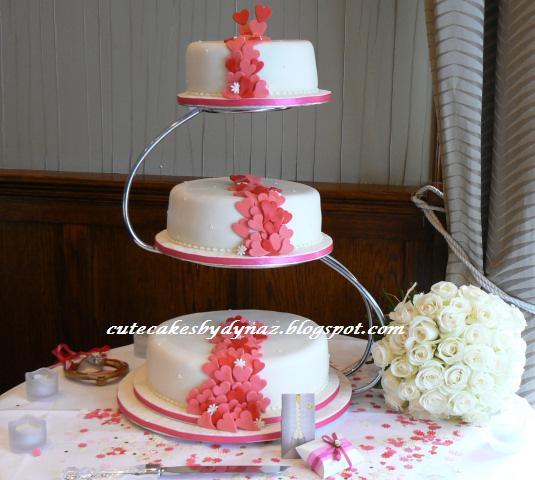 DeliciousFabulousUnique Amp Stylish 3 Tier Wedding Cakes