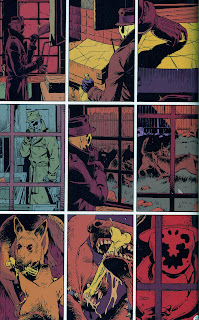The Graphic Maelstrom Discussion On A Scene From Watchmen
