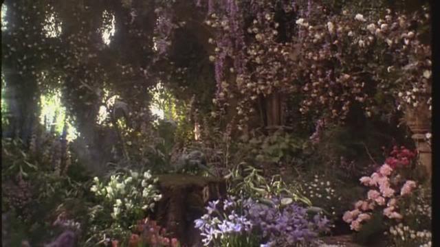 Natural Decor The Secret Garden