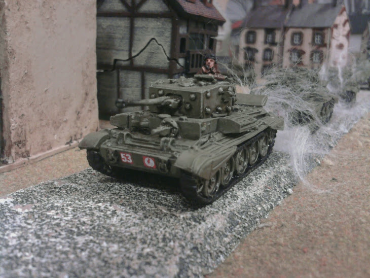 British Cromwell hunts Whittman!