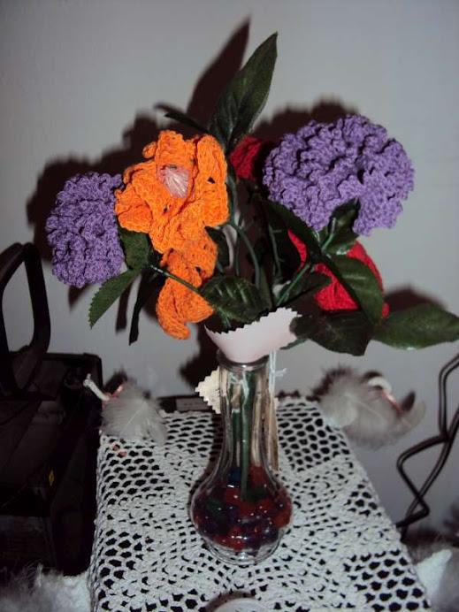 clavel lila