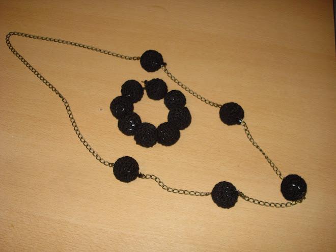 collar y pulsera