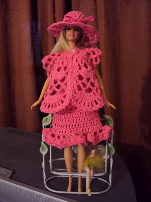 conjunto rosa $ 15