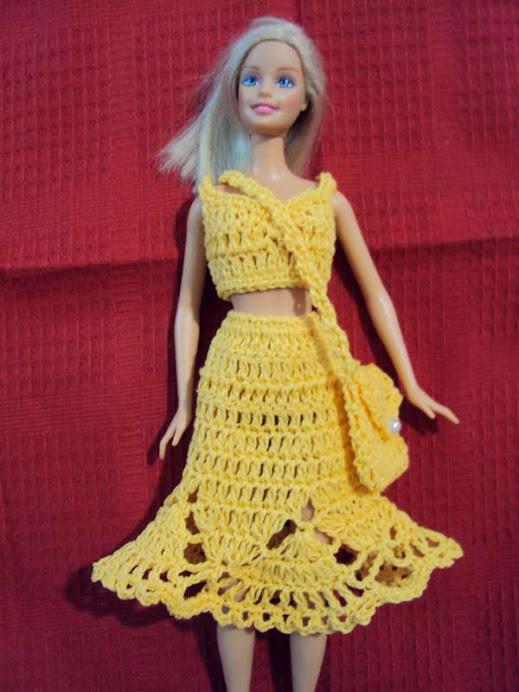 conjunto amarillo $ 12