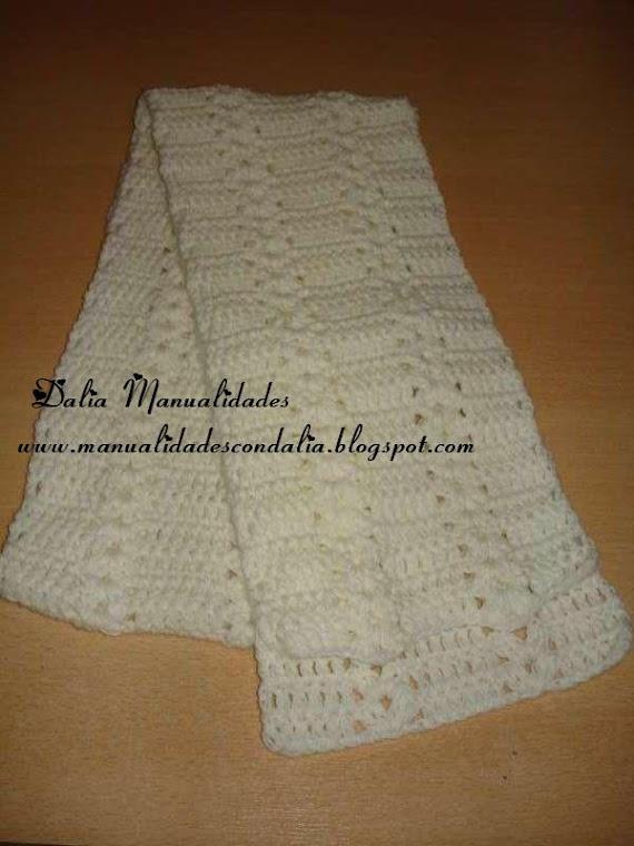 bufanda manteca