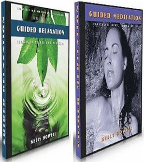 Relajacion y Meditacion Guiada - Kelly Howell [Sonidos bineurales | 2 CD's]