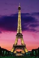 ... la ciudad de las luces y del amor...