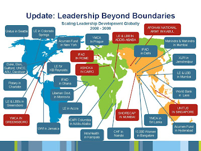 the boundaries that affect our leadership skills Emotional intelligence and its impact on there's a need to develop a higher standard for leadership skills sign up for our free newsletter today.