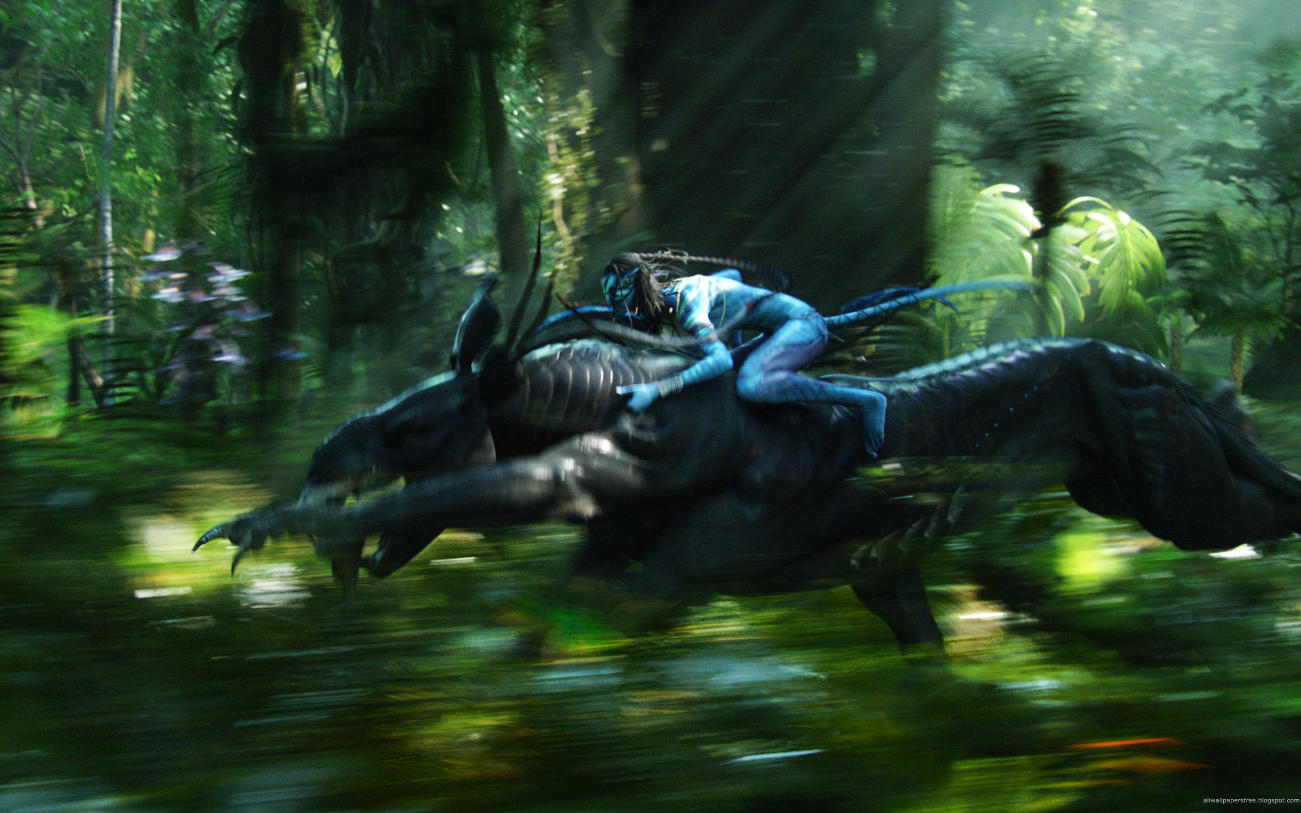 Free Wallpapers Neytiri Beautiful Warrior in Avatar Still  - neytiri beautiful warrior in avatar wallpapers