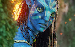 neytiri beautiful warrior in avatar wallpapers - Neytiri Beautiful Warrior in Avatar Wallpapers HD Wallpapers