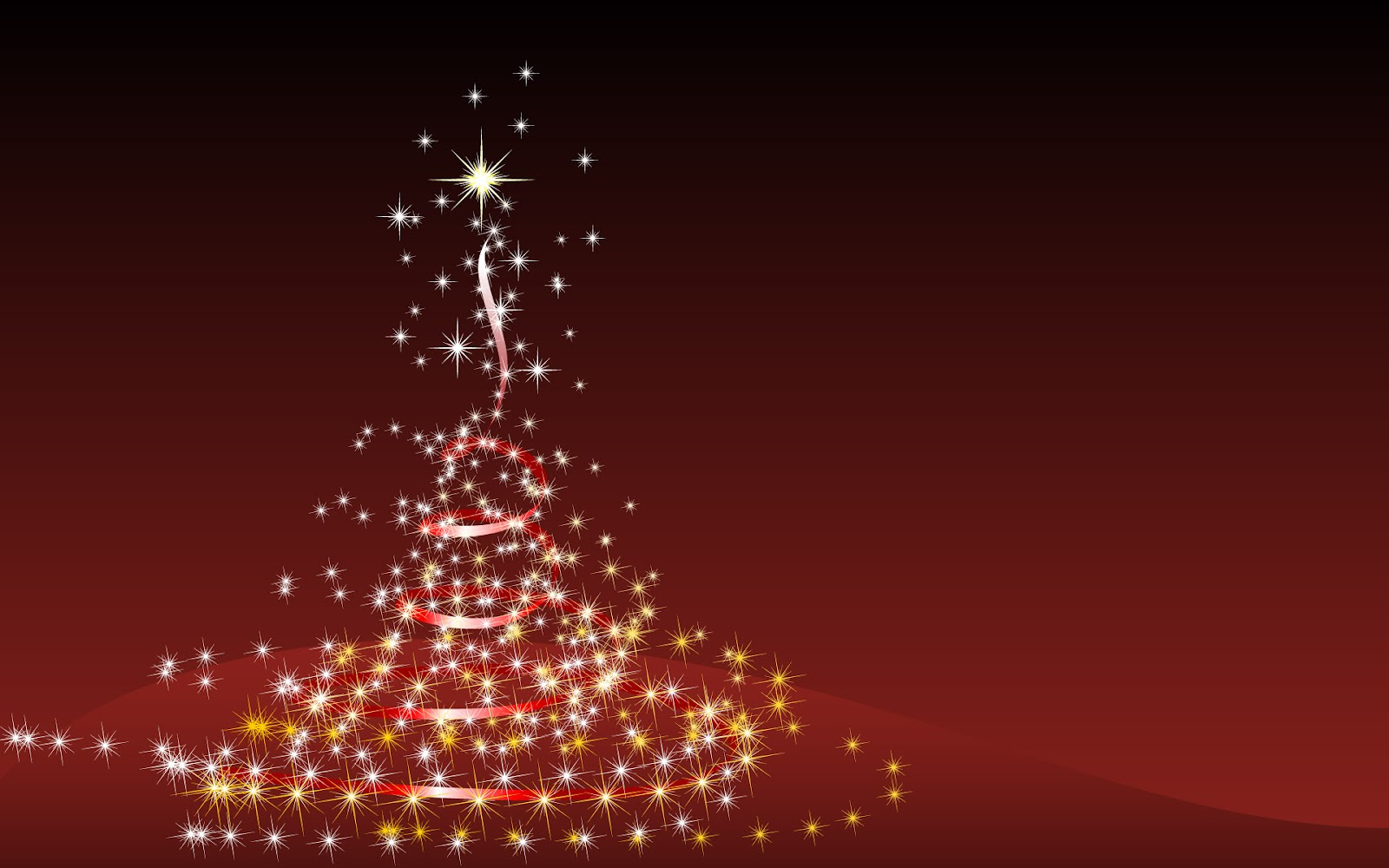 digital art christmas tree - photo #12