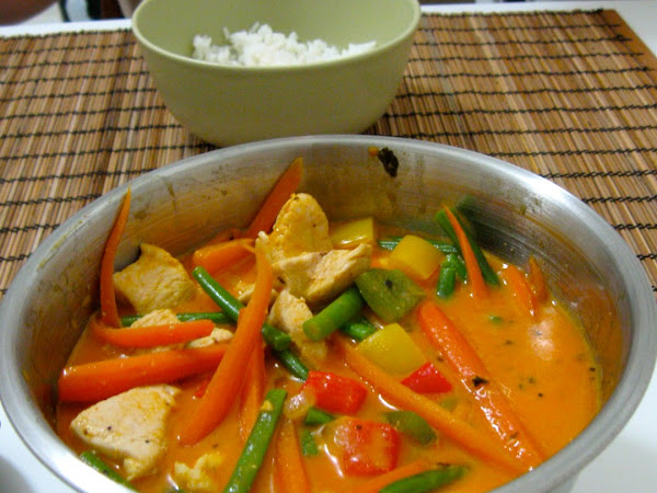 Red Red Curry
