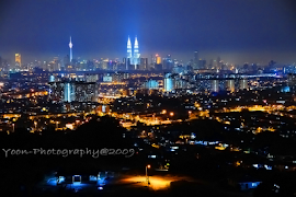 Ampang Look Out Point
