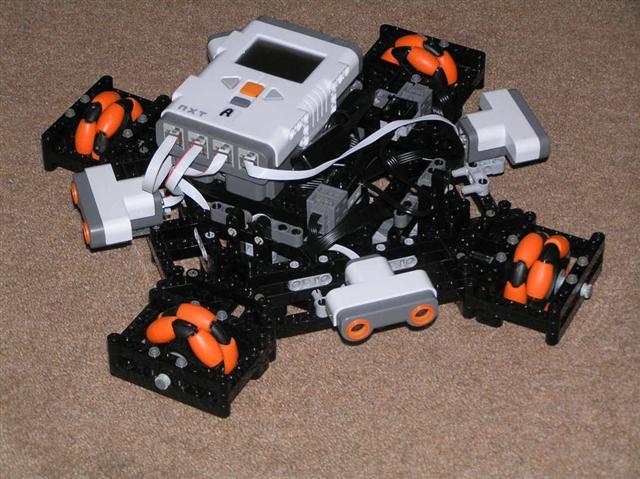Wall E Lego Mindstorms Nxt Building Instruction Pcnvxvw