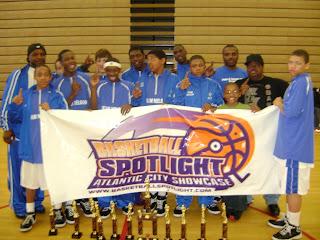 3850a180b20d BASKETBALL SPOTLIGHT NEWS  Atlantic City Showcase 13U Championship ...