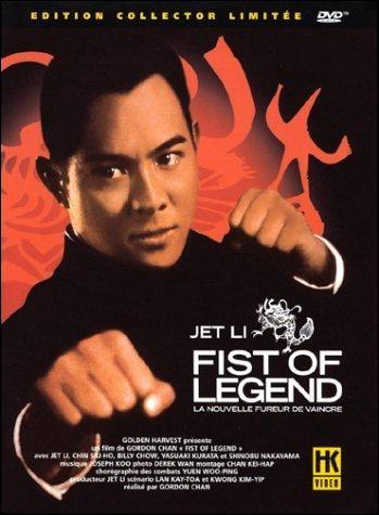 Jet Li es el mejor luchador [1994]