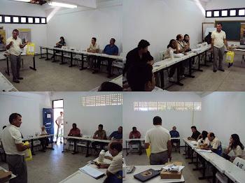 TREINAMENTO PRÁTICO DE RECOLHIMENTO DE EMBALAGENS VAZIAS DE AGROTÓXICOS