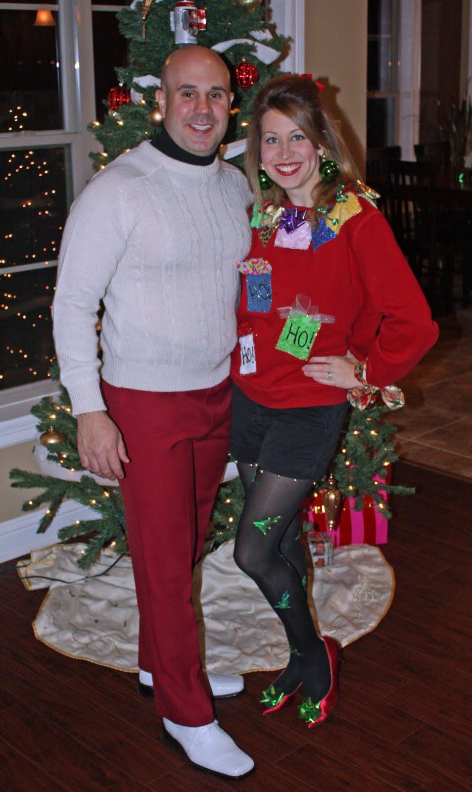 The Doyal Diaries: Tacky Christmas Party 2010