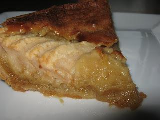 Tarte aux pommes et sucre Tarte+2
