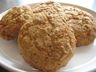 recettes  Biscuits au beurre darachide glacés au chocolat