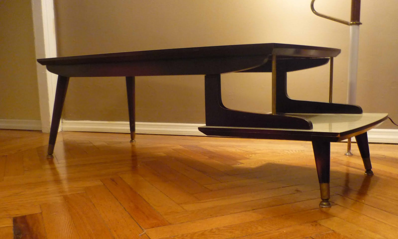 Vintage modern coffee table Mid century coffee tables