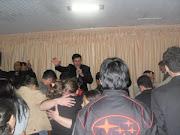 Pregando em União da Vitória-PR